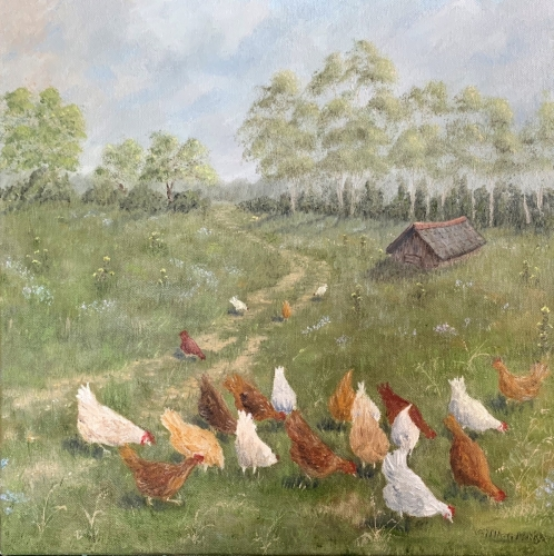 The Chicken Farm