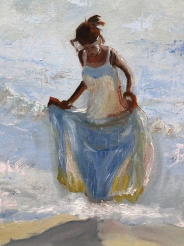 After Sorolla