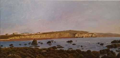 Freshwater Bay  by John Meredith