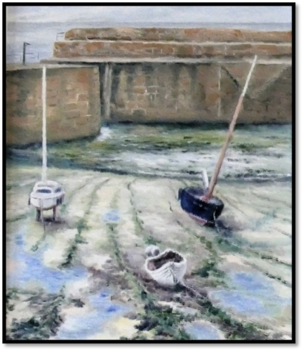 High and Dry, Mousehole, 2015