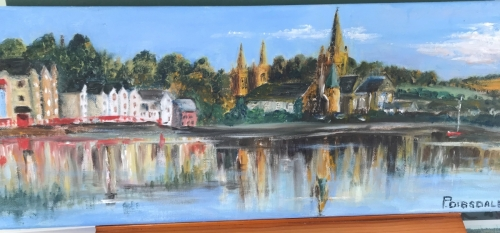 Truro Cathedral Reflections