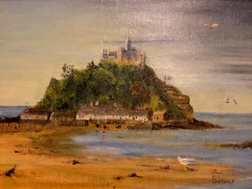 St. Michael's Mount by Pat Dibsdale