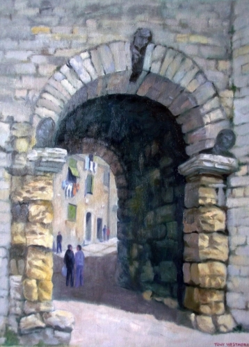 Volterra - The Etruscan Arch